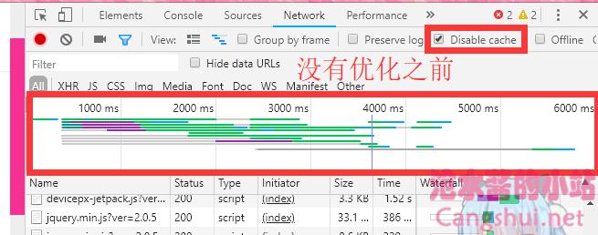wordpress页面缓存静态化,优化提速100%!!